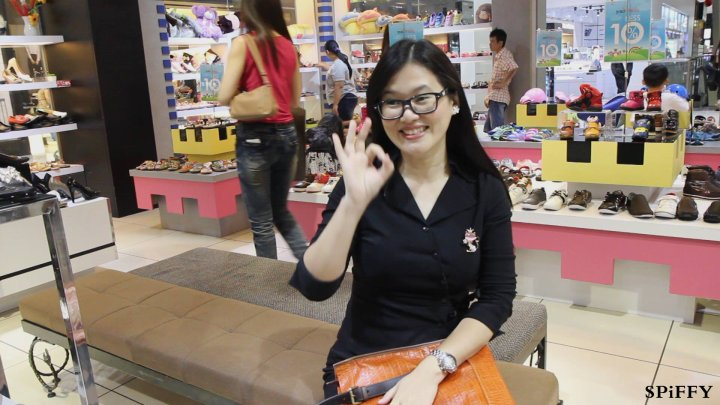 Spiffy Shoes Sales Malaysia for With You Club Members 家人 是一輩子的陪伴 - 陪伴 Accompany - 微電影 Spiffy Shoes Present Spiffy Shoes Jan 2015 A07