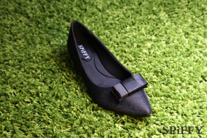 Fashion Modern Malaysia High Heels Doll Shoes 高跟娃娃休闲鞋 Spiffy Brand CT3486010 Black Colour Shoe Ladies Lady Leather High Heels Wedges Shoes Online Shopping Lazada 06