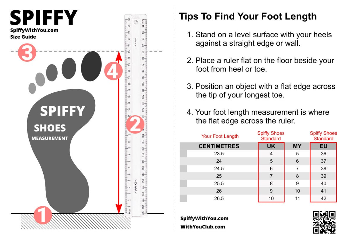 Tips To Find Your Foot Length