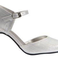 Modern Fashion High Heels Shoes - YYM1773023 Silver Colour
