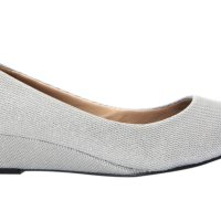 Spiffy Women Mid Heels Shoes - Silver Colour MF3763023