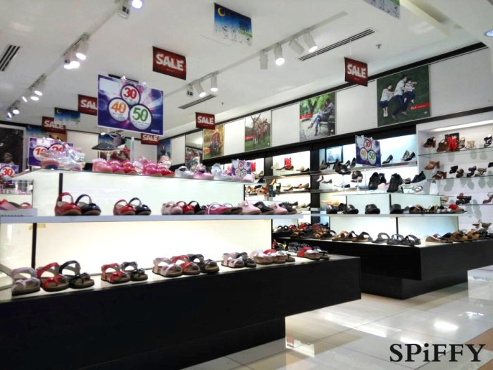 Red Modani Store at Palm Mall Kompleks T K Tan Kemayan Square Jalan Sungai Ujong Spiffy Fasshion Shoes A03