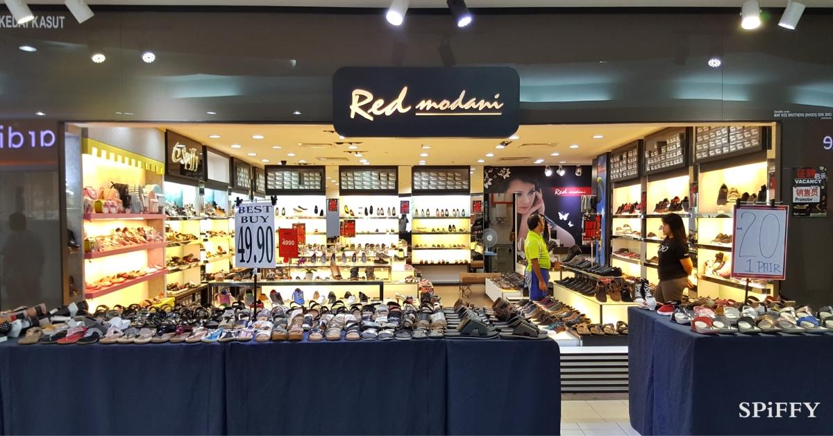 IOI Mall, Kulai, Malaysia. (Red Modani Branch)