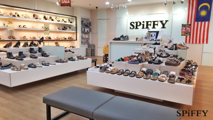 Leisure Mall Cheras Malaysia Spiffy Fasshion Shoes A02