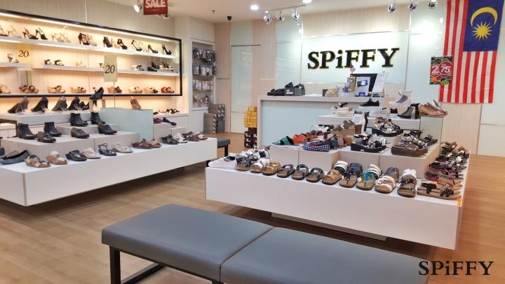Leisure Mall Cheras Malaysia Spiffy Fasshion Shoes A02