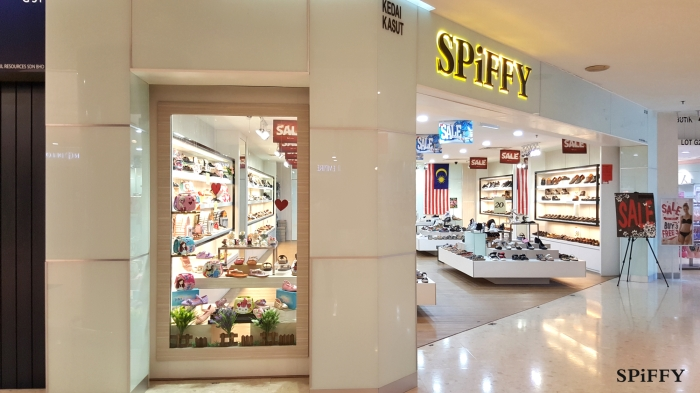 Leisure Mall Cheras Malaysia Spiffy Fasshion Shoes A03