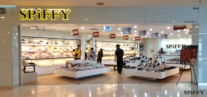 Leisure Mall Cheras Malaysia Spiffy Fasshion Shoes A04
