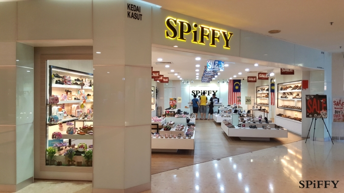 Leisure Mall Cheras Malaysia Spiffy Fasshion Shoes A05