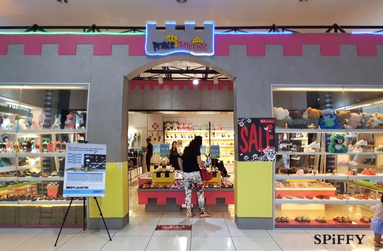 Sutera Mall Johor Bahru Malaysia Spiffy Fasshion Shoes A02