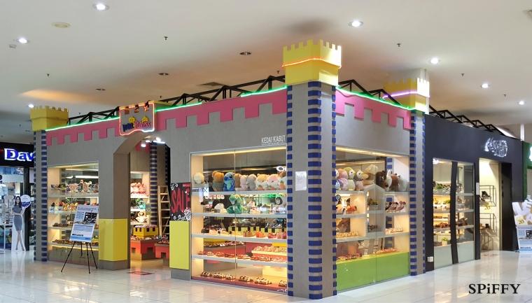 Sutera Mall Johor Bahru Malaysia Spiffy Fasshion Shoes A03