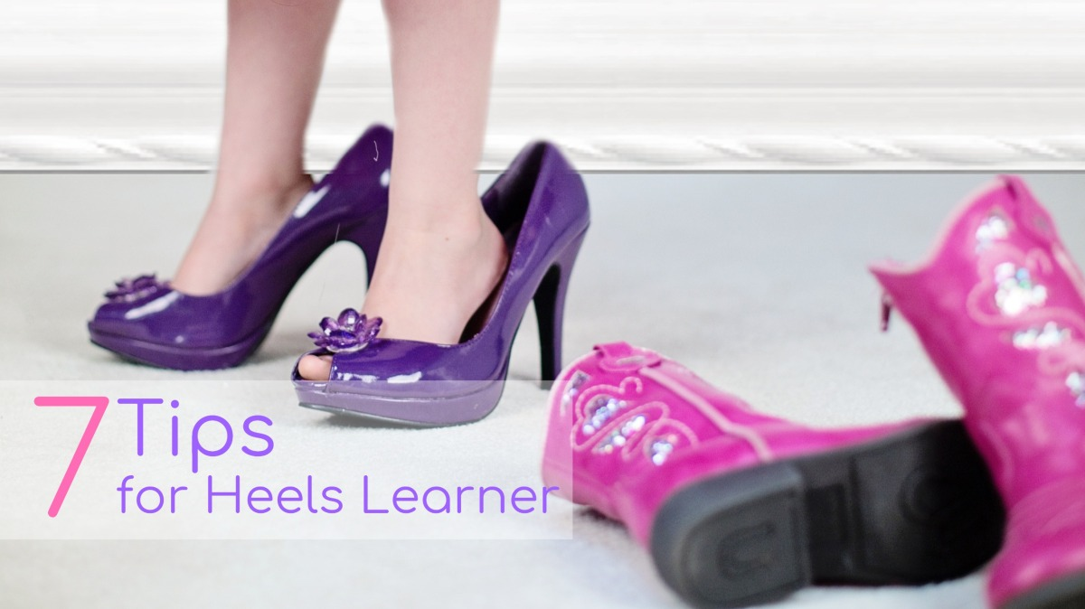 How to walk in heels? 7 Tips for Heels Learner|SPiFFYWithYou